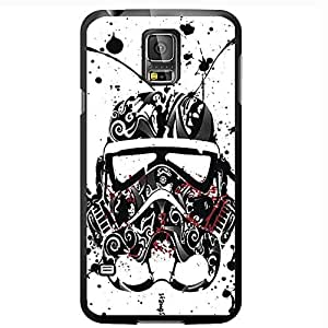 Aztec Darth Vader Hard Snap on Phone Case (Galaxy s5 V)