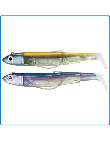 Cebos spinner de pesca | Amazon.es