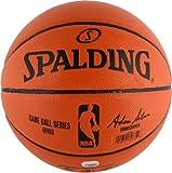 Houston Rockets Hakeem Olajuwon Autographed