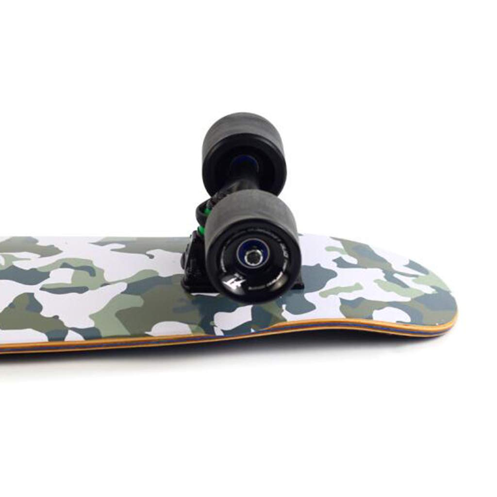 XIAOJIE Erwachsene Kinder der Skateboardplattform verdoppeln Trittfähigkeit Skateboardahornplattform Skateboardahornplattform Skateboardahornplattform B07PD2Y945 Skateboards Sorgfältig ausgewählte Materialien 3e8602