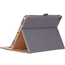 ProCase Samsung Galaxy Tab S2 9.7 Case, Stand Folio Cover Case for Galaxy Tab S2 Tablet (9.7 Inch, SM-T810 T815 T813) - Grey