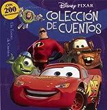 Disney Tesoro de cuentos: Coleccion de cuentos Pixar, Silver Dolphin en Español Staff, 9707185562