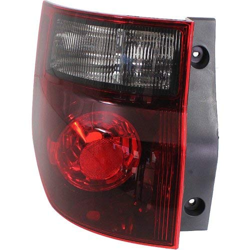 (Tail Light Compatible with HONDA ELEMENT 2007-2008 LH Lens and Housing SC Model)