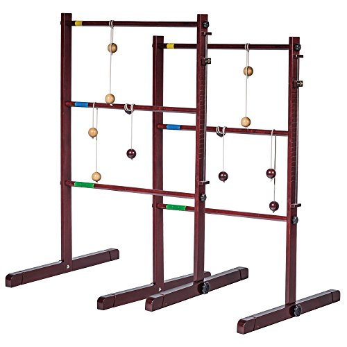 Franklin Sports Beach Bumz Ladder Ball by Franklin Sports