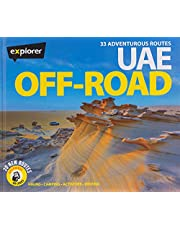 UAE Off-Road Explorer by Explorer Publishing and Distribution - Paperback