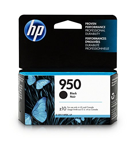 HP 950 Black Original Ink Cartridge (CN049AN)