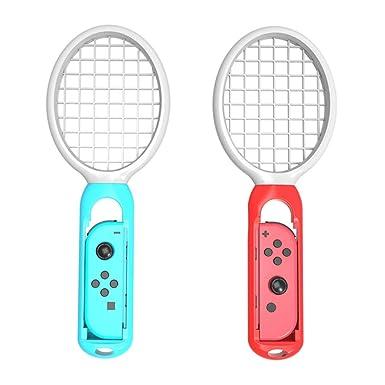 Amazon Aijoo 1ペアテニスラケットaxハンドルコントローラ