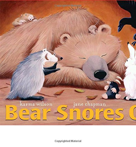 Bear Snores On (The Bear Books) Louis Bears