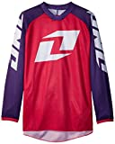 One Industries Youth Atom Icon Jersey (Magenta, Large)