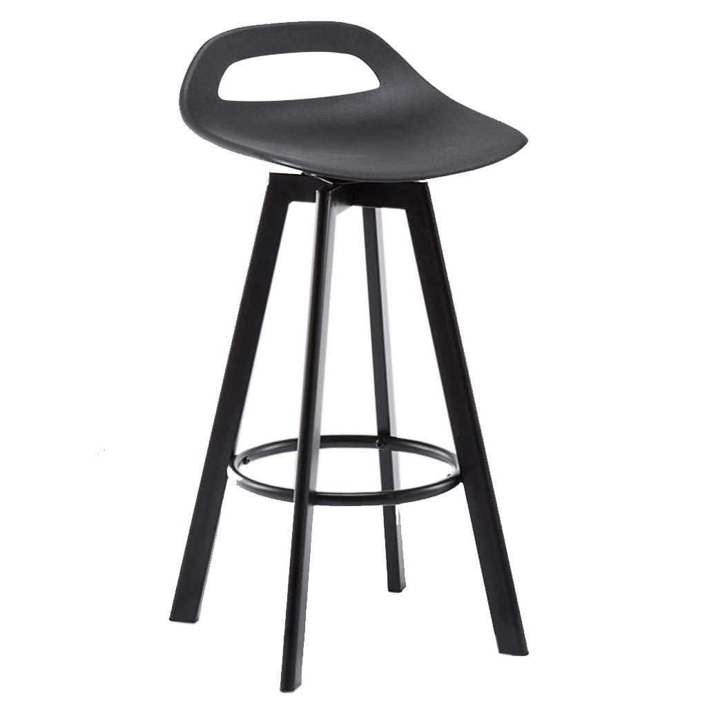 バーチェア ファッションバースツールキッチン朝食椅子カジュアルカフェハイスツール快適な椅子デザイン(座高:62/72 / 82cm) バースツール B07SBSRT9F
