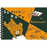 【リラックマ】ミニスケッチブック(リラックマ)