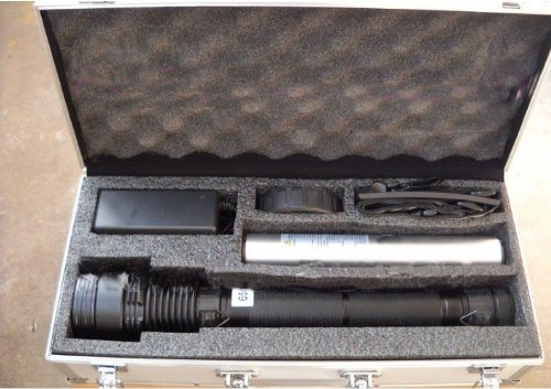 85w/65w/45w+sos/strobe HID Xenon Flashlight Torch 8500lm Real 7800mah (Hid Xenon Torch Flashlight)