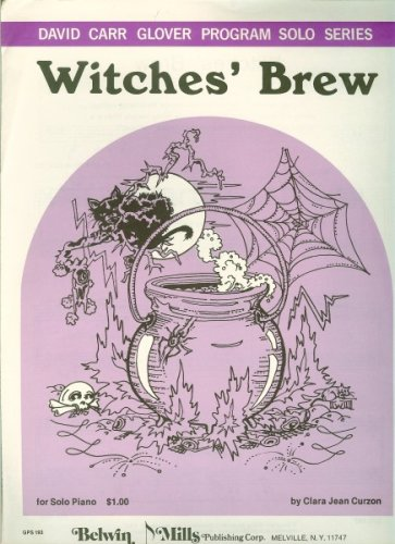 Witches' Brew (David Carr Glover Program Solo Series)