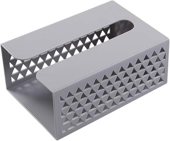 WPCASE Dispenser Fazzoletti Porta Fazzoletti Portafazzoletti Kleenex Box Supporto per Scatola di Fazzoletti di Carta Porta Fazzoletti di Carta Scatola di Fazzoletti Copre Cubo Porta Scatola di Blue