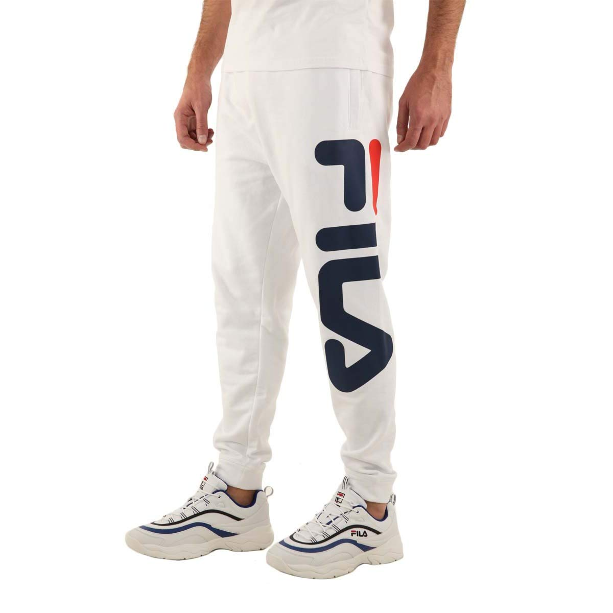 Fila Pure Basic Pants, Pantalón de Deporte
