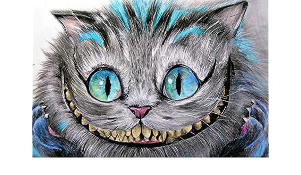Katze alice im wunderland name