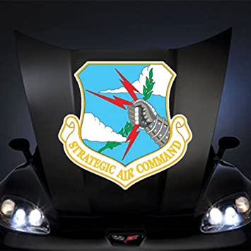Sticker   US Air Force USAFAir Defense Command Decal
