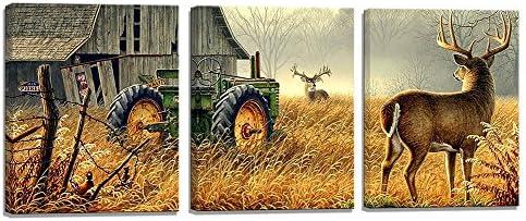 Painting Wildlife Landscape Bathroom Decoration product image