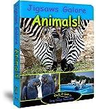Jigsaws Galore Animals! set 2