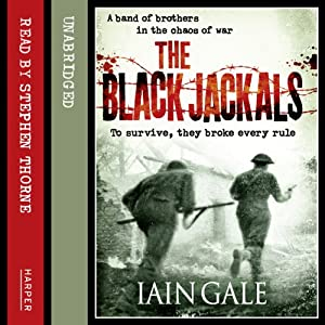 The Black Jackals Audiobook