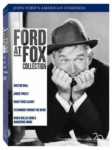 The Ford at Fox Collection: John Ford\'s American Comedies (Gift Set, 4PC, Sensormatic)