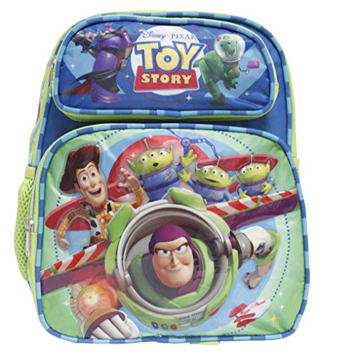 Disney Pixar Toy Story 12' Small School Backpack-Buzz Escape - Toy Story Storage