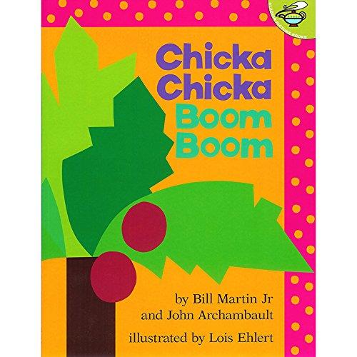 Simon & Schuster Chicka Chicka Boom Boom Paperback