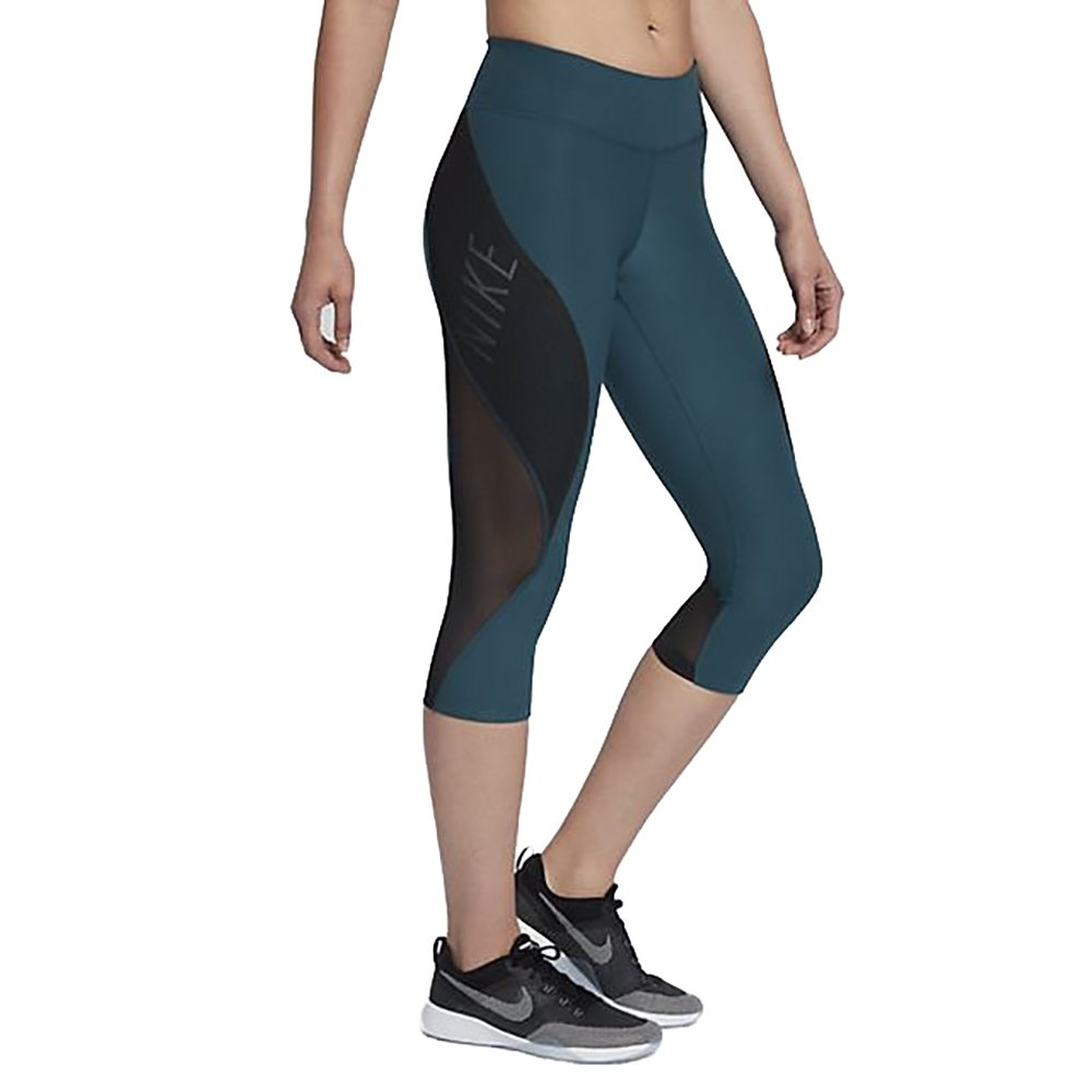 2f0830990465a NIKE Womens Training Fitness Athletic Leggings Black XS at Amazon Women's  Clothing store: