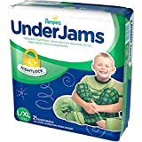Boys Underjams Absorbent Underwear Mega Pack 21 Count Size L/XL WLM
