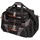 Hammer Deluxe Double Tote Black/Carbon