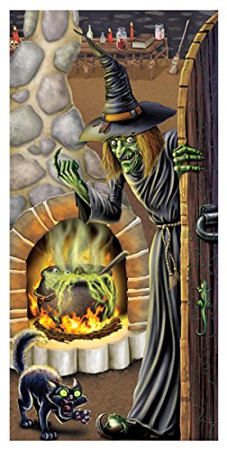 Beistle Co Witch's Brew Door ()