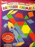 Pattern Animals: Puzzles for Pattern Blocks (Grades 1-3), Sandra Mogensen, Judi Magarian-Gold, 0914040464