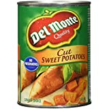 Del Monte Cut Sweet Potatoes Choice, 540 ml, Pack of 12
