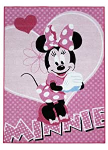 minnie mouse rug bedroom disney minnie mouse flower m23 children s 16201