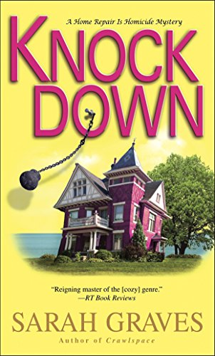 Image of Knockdown: A Home Repair Is Homicide Mystery