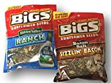 pickle gum - Sunflower Seed Variety Pack with Pickle and Bacon Flavors (2- Bacon/Ranch)