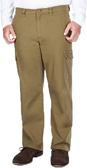 SCOTTeVEST Absolute Cargo Pants - 10 Deep Pockets - Tactical Mens Travel Pants