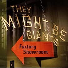 Factory Showroom by They Might Be Giants (1996) Audio CD