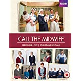 Call the Midwife Series 1-5 Complete