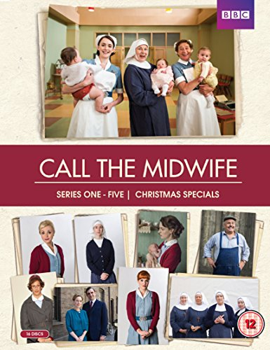Call the Midwife Series 1-5 Complete (Call The Midwife Series 4)