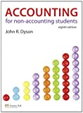 Accounting for Non-Accounting Students, John R. Dyson, 0273722972