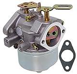 tecumseh diaphram carburetor kit - New Carburetor For Tecumseh 632334A HM70 HM80 HMSK80 HMSK90 by Amhousejoy