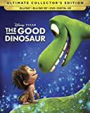 The Good Dinosaur [Blu-ray 3D + Blu-ray + DVD + Digital HD] (Bilingual)
