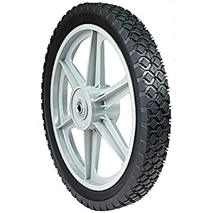 Maxpower 335110 Plastic Spoked Wheel from Jensen Distribution Services