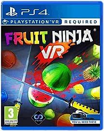 Amazon.com: Fruit Ninja (PS4 VR): Video Games