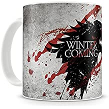 Caneca Game of Thrones Winter Blood