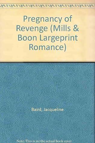 book cover of Pregnancy of Revenge