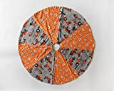 Allis-Chalmers Tractor Tree Skirt, Reversible