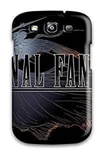 Hot 8823989K73696867 Awesome Design Final Fantasy Xv Hard Case Cover For Galaxy S3