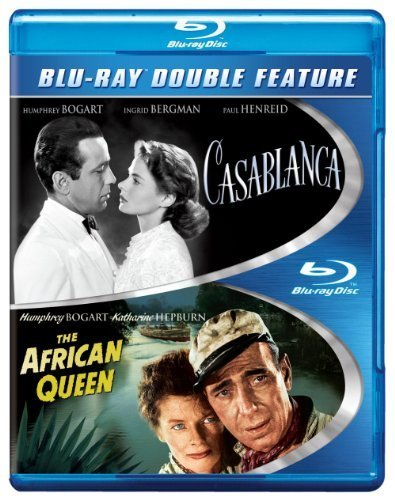 Casablanca (1942) / The African Queen (1951) [Blu-ray] by Warner Bros.